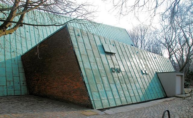 Berlin Akademie der Künste, Studio von Norden by Wolfsraum, via Flickr