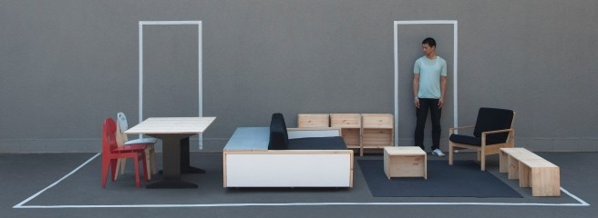 "Do not buy, build themselves - are so beautiful ""Hartz IV furniture"""