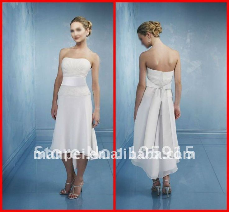 Cheap dresses occasion, Buy Quality dress mannequin directly from China dress black and pink Suppliers: Color:Custom madeMP-286 Perfect Strapless Sash Couture Lace Bridal Gowns Modest Asmmetrical Front Short and Back Long Se