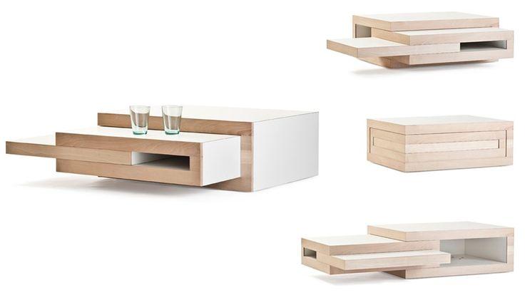REK coffee table by Dutch designer Reiner de Jong
