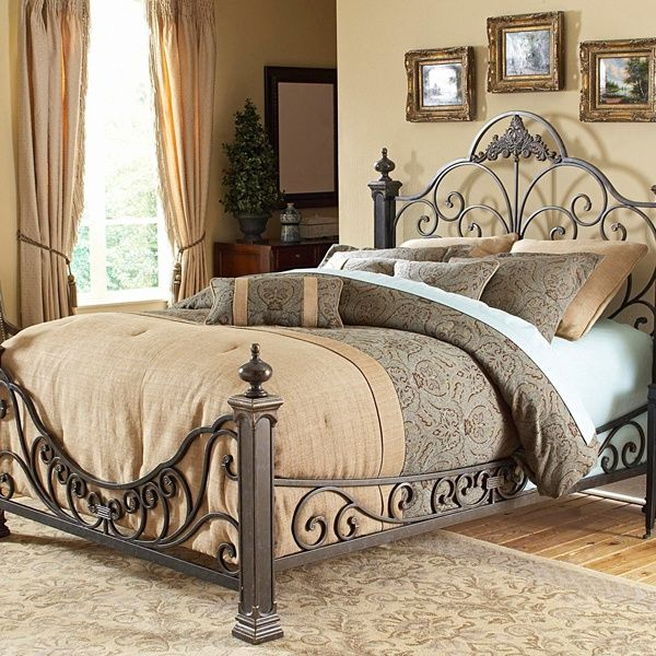 Largo Diana Bed. Southwestern Bedroom | Southwestern Bedding | BEDROOM IDEAS