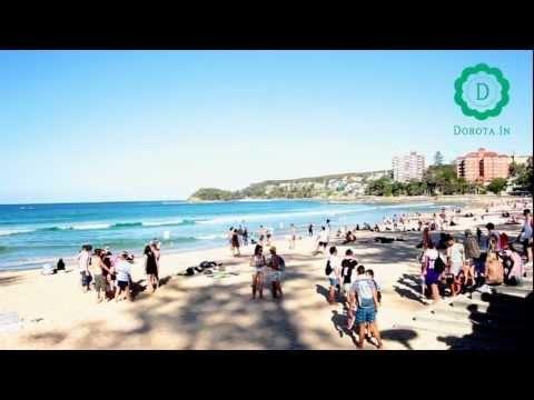 Manly Beach - Sydney - Australia  #travel #podróże #australia #sydney