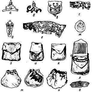 Прикладное искусство древнего Новгорода. Изделия из кожи