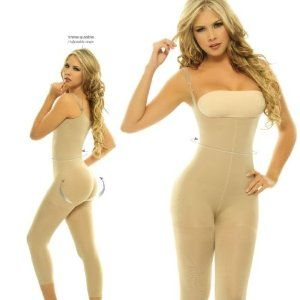 Fajas Modeladoras Capri Lycra-Nylon- Beige-Large by siluet. $37.99. Shapes the figure and lifts the bust line.. Adjustable straps.. Recommended for daily use.. Control over the waist, abdomen, hips, and legs. Shape, controls and defines the body with total comfort.. Shapes the figure and lifts the bust line. It has a relaxed control over the waist, abdomen, hips, and legs, ideal under pants. Recommended for daily use. Adjustable straps.