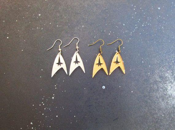 Star Trek Enterprise Starfleet Command Insignia Logo by FoxyFunk