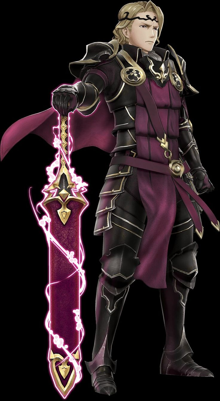 Fire Emblem Warriors - Xander