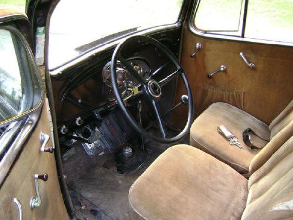 1935 chevrolet standard sedan interior chevy pinterest for 1935 chevrolet 4 door sedan