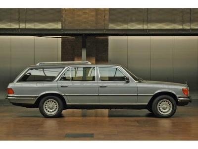 Mercedes-Benz 450SEL Crayford Estate | https://de.pinterest.com/AlfaDarc/all-mercedes-benz/