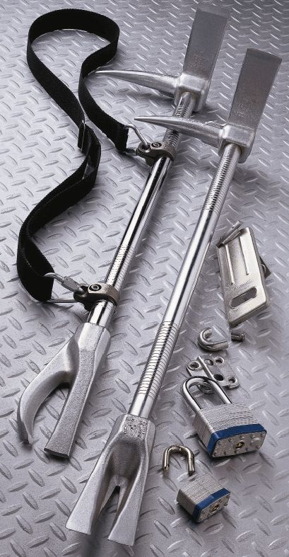 Hooligan ; the world´s most popular forcible entry tool.