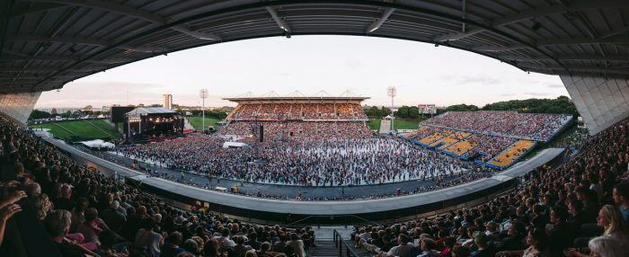 <p>Thanks for a great night at Mt Smart Stadium, Auckland! What an incredible way to end Bruce & the E Street Band's time in Australia and New Zealand. PhotographerDavid St. George shares his photos with us here.</p>