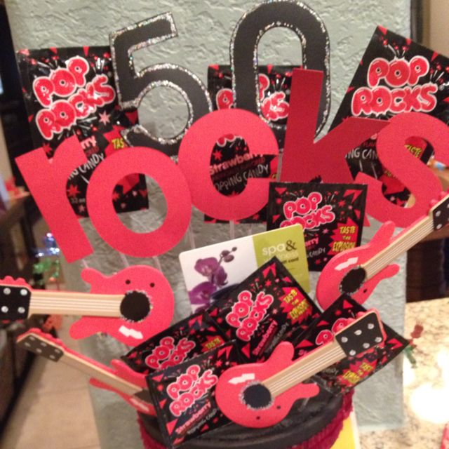 For someone's 50th birthday :)