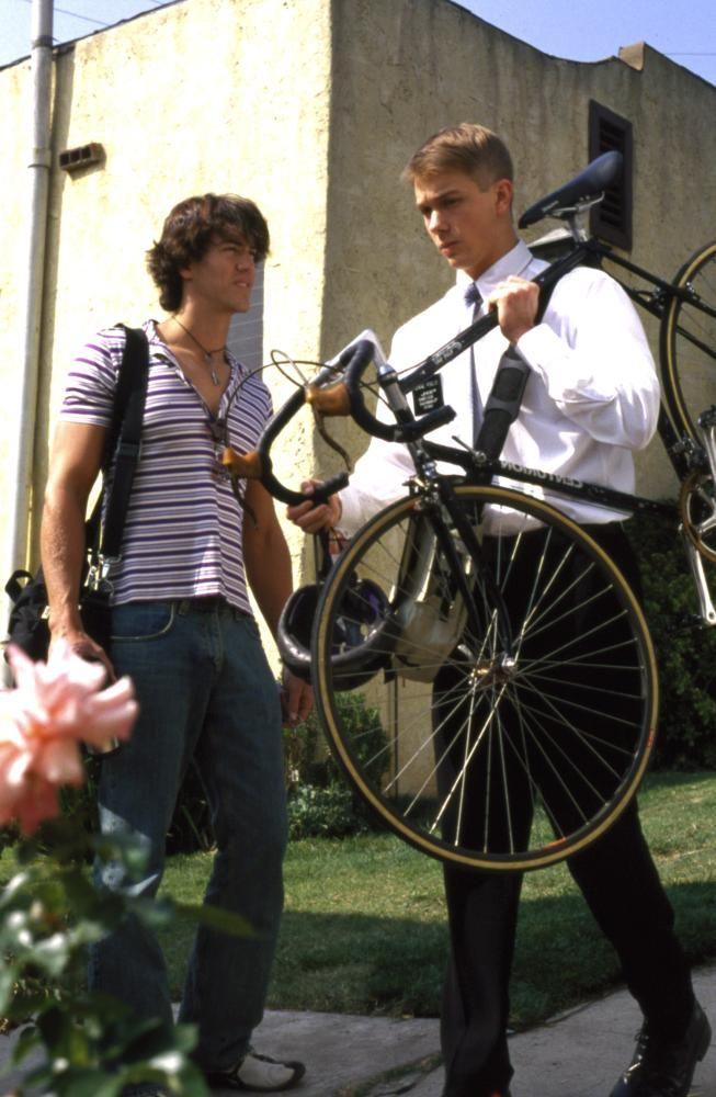 LATTER DAYS, Wesley A. Ramsey, Steve Sandvoss, 2003  | Essential Film Stars, Steve Sandvoss http://gay-themed-films.com/film-stars-steve-sandvoss/