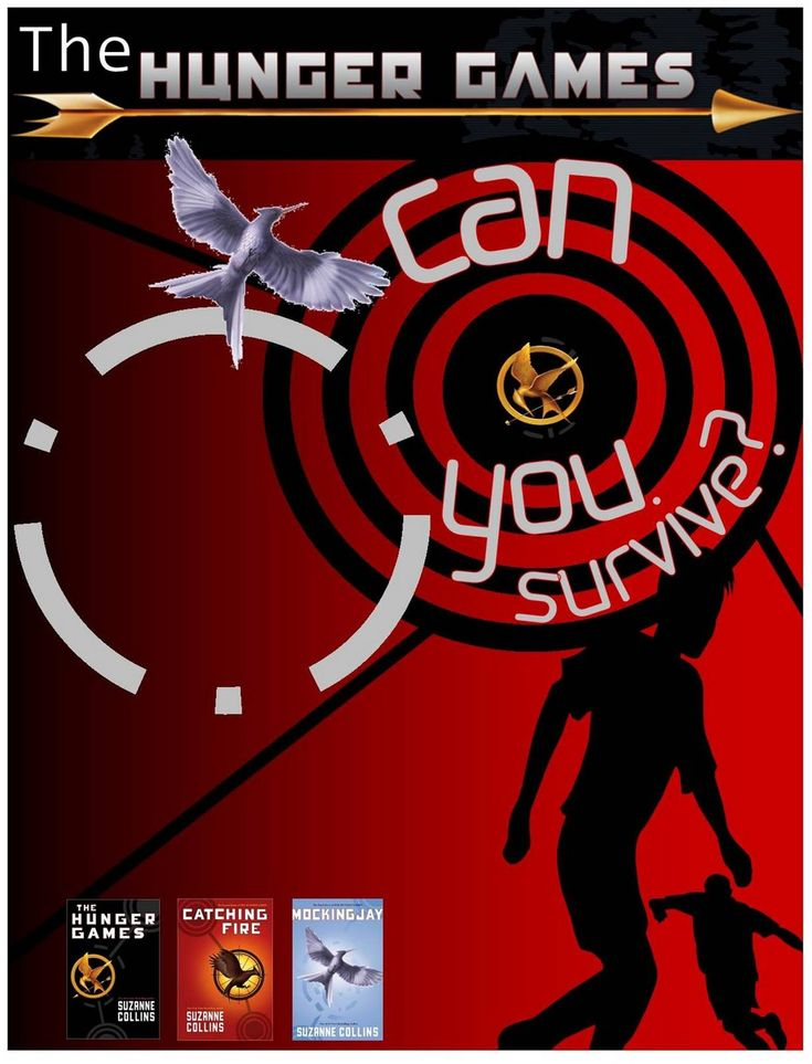 Feed Their Hunger for the Hunger Games — @TLT16 Teen Librarian Toolbox