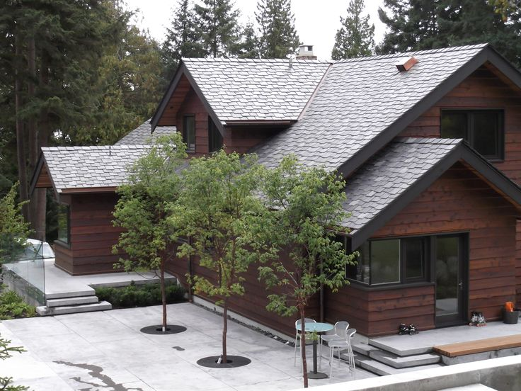 Why Would Anyone Want To Put A Synthetic Slate Roof On When The Real Thing  Has