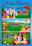 Happy the Littlest Bunny/Maxwell Saves the Day/Snow White [DVD]