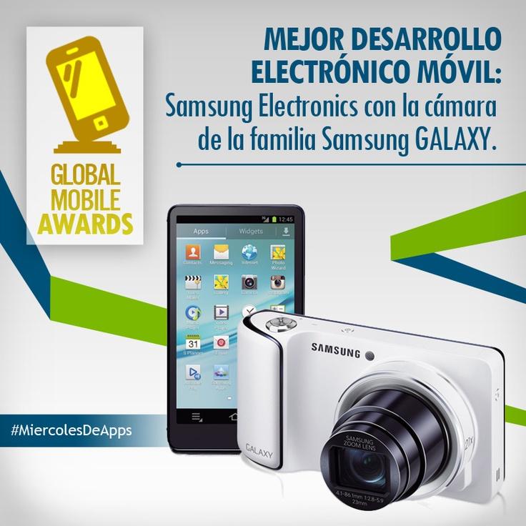 Samsung gana en los GMA.