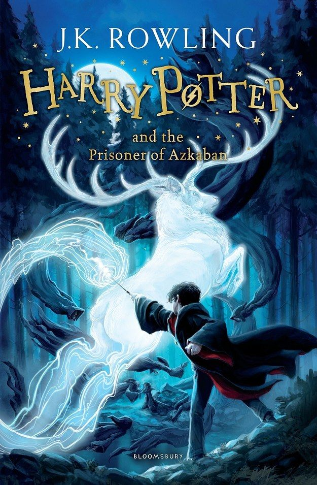 "Harry Potter and the Prisoner of Azkaban: | 7 New Must-See ""Harry Potter"" Covers"