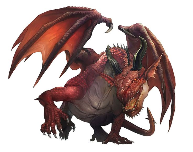 Dragon from Dragon's Dogma Quest