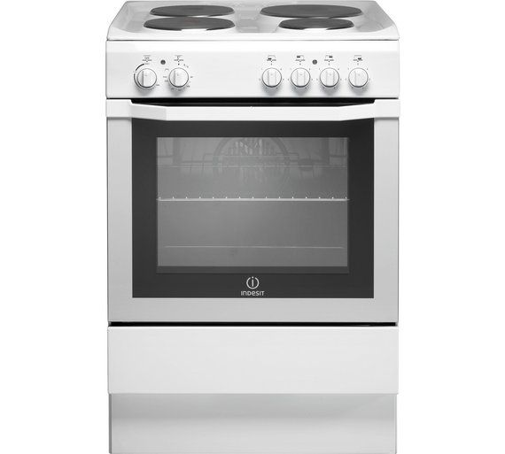 Buy Indesit I6EVAW/ Freestanding Cooker - White at Argos.co.uk, visit Argos.co.uk to shop online for Freestanding cookers, Cooking, Large kitchen appliances, Home and garden