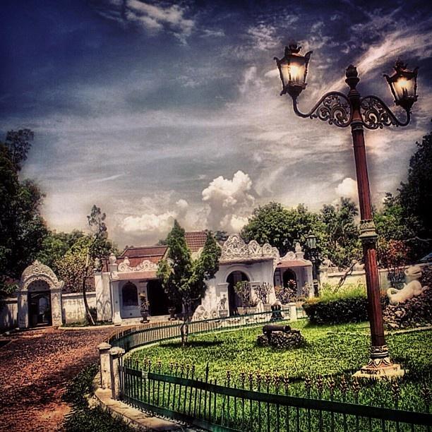 Kasepuhan Cirebon