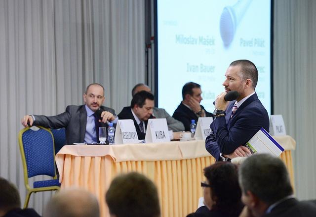 Fórum českého stavebnictví se konalo v hotelu Artemis v Praze