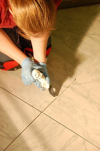 "I wanted to title this post ""Epoxy Grout: The Best Grout Ever Invented!"" but I seeing as we just installed it I don't have any daily bathroom observations of it yet. I have a feel…"