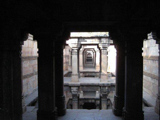 ダーダハリ階段井戸, アフマダーバードの写真