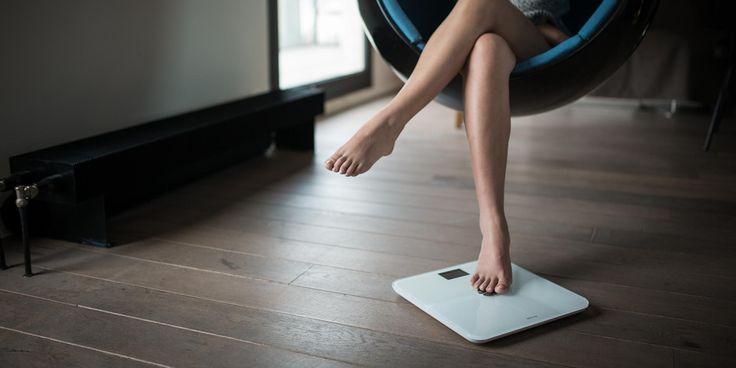 Balance connectée ou impédancemètre, pour une pesée précise - Guide