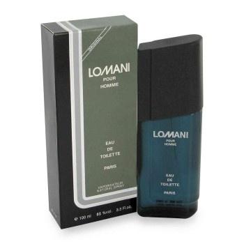 Lomani is een eau de toilette voor heren met een kruidge, amberachtige lavendelgeur.
