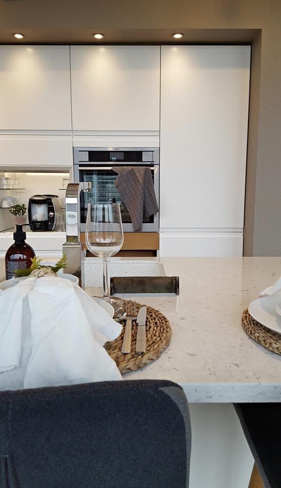 Horisont Premium white Styling: Amalie Fagerli