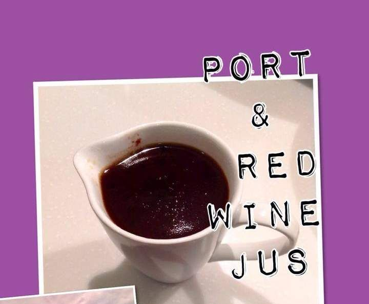 Recipe PORT & RED WINE JUS/REDUCTION by Thermomistress - Recipe of category Sauces, dips & spreads