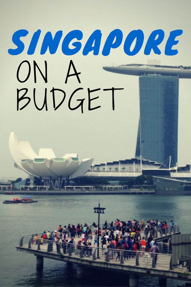 Singapore doesn't need to blow your budget. Here are our tips for budgeting in Singapore. You can easily get by on less than S$50 a day. Go on, go backpacking in Singapore. Check out our tips! #singapore #traveltips #budgettravel