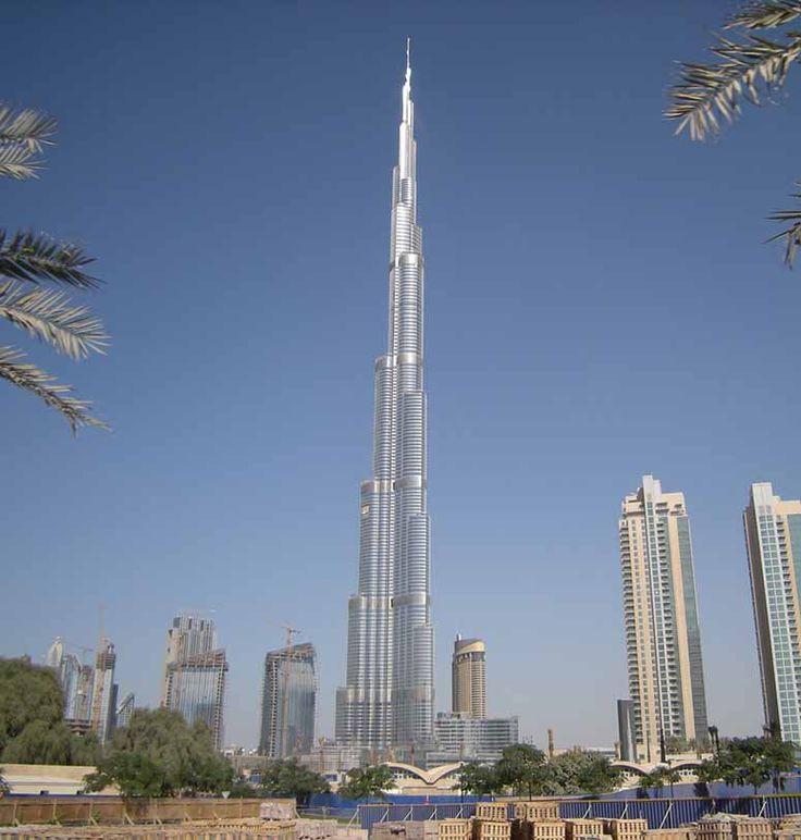 Burj Khalifa - världens högsta hus