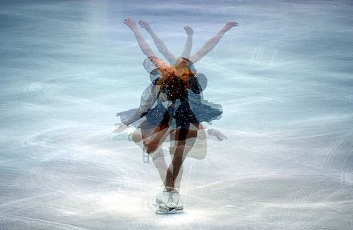 The feeling you have in a spin... It's extraordinary!! <3