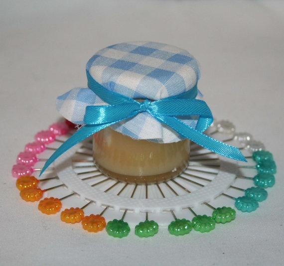 4  Mini Jars of Welsh Honey  Easter Gift Party Gift by Melyshoney, £10.00