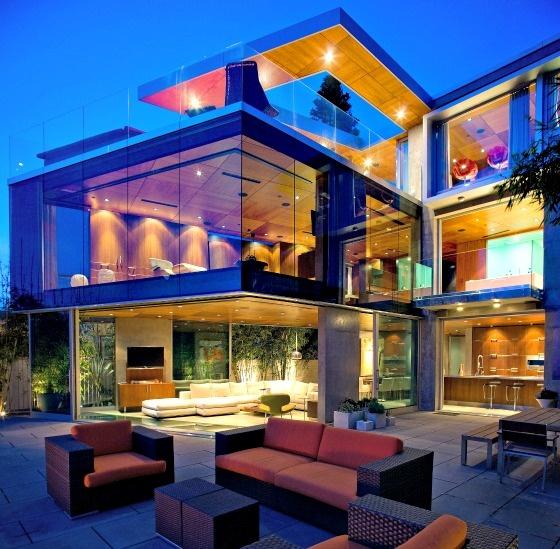 Lemperle Residence by Jonathan Segal Faia (California, USA)