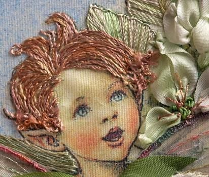 141 Best Images About Ribbon Embroidery By Di Van Niekerk /dicraft.co.za On Pinterest