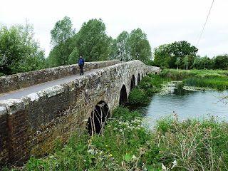 Dorset Allsorts: Crawford Bridge, Spetisbury