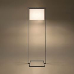 General lighting-Floor lamps in steel-Free-standing lights-Plein-Kevin Reilly Collection
