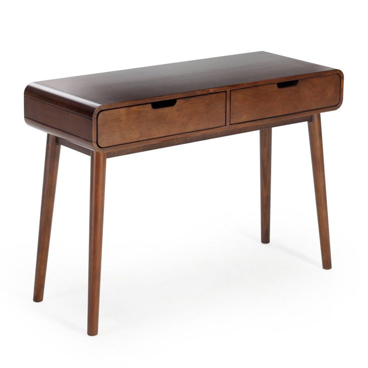 Belham Living Carter Mid Century Modern console table (will be used as a writing desk)