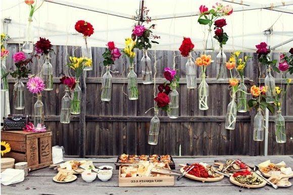 Diy Indoor Wedding Decorations : Best images about d i y empty bottles on