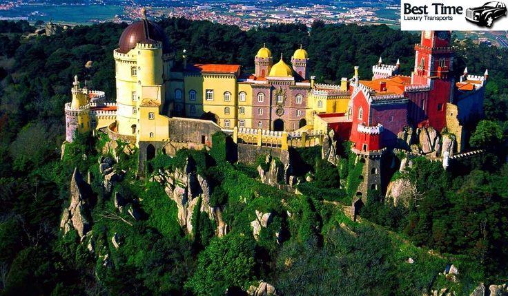 Palácio da Pena - Sintra A beleza de um Castelo no seu expoente máximo.