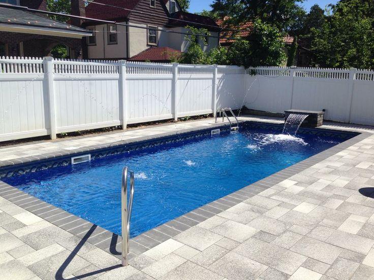 Inground #swimmingpool design  www.guspools.com – Gus Pools
