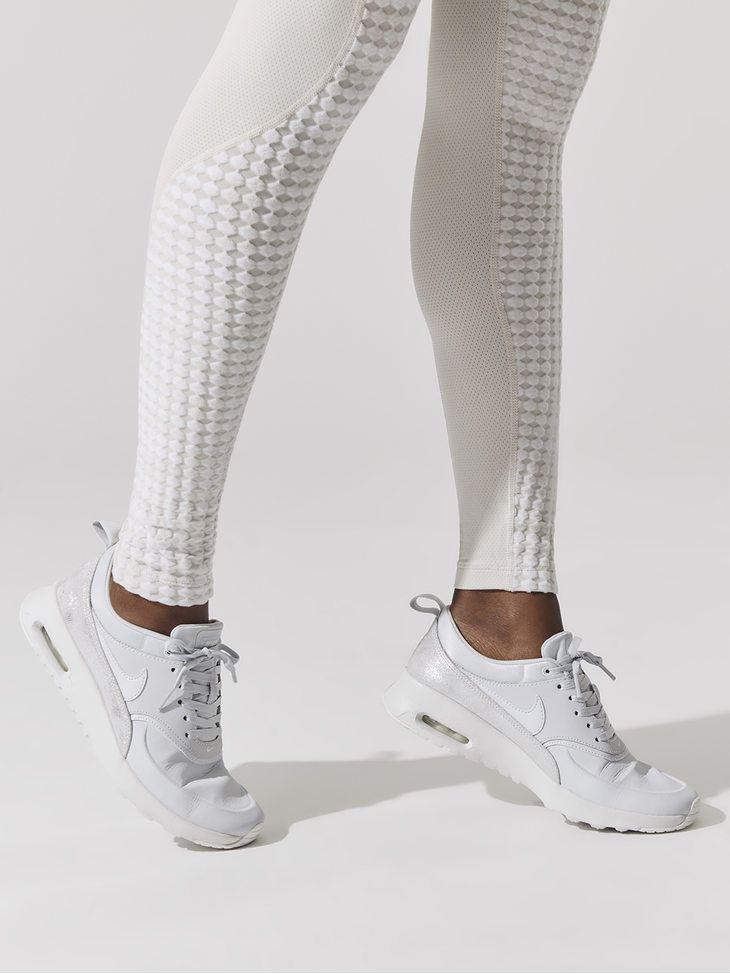 womens nike air max thea stampa NIKE W Nike Air Max Thea Prm Pure platinum/Pure platinum-summit ...