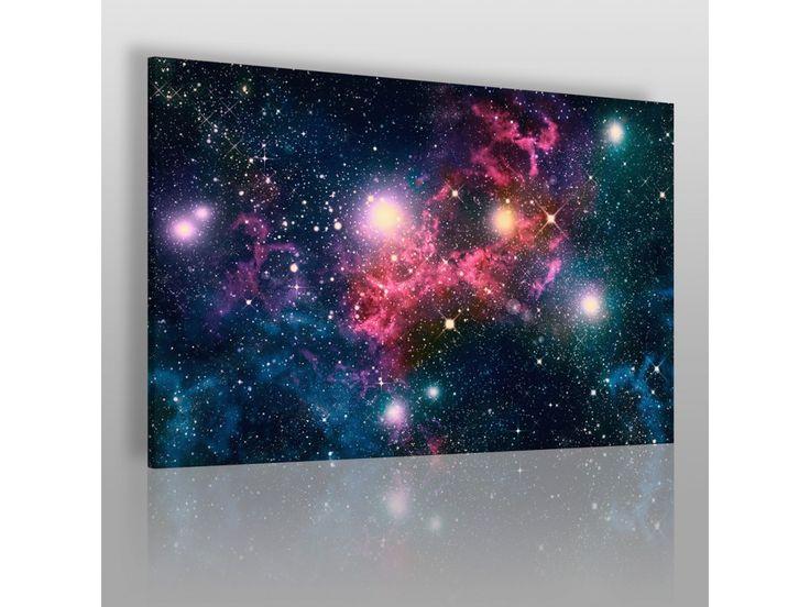 Historia wszechświata w jednym ujęciu - VAKU-DSGN | Obrazy na płótnie