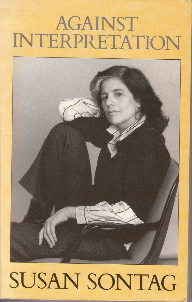 """susan sontag on style essay Free susan sontag papers, essays susan sontag's essay]:: 4 works which is written in the style of """"new journalism"""" where real events are told in a."""
