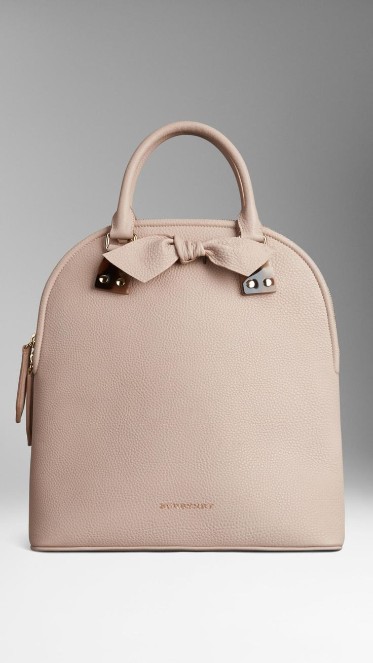 burberry cabazon outlet kk1f  #Burberry The Medium Bloomsbury in Grainy Leather