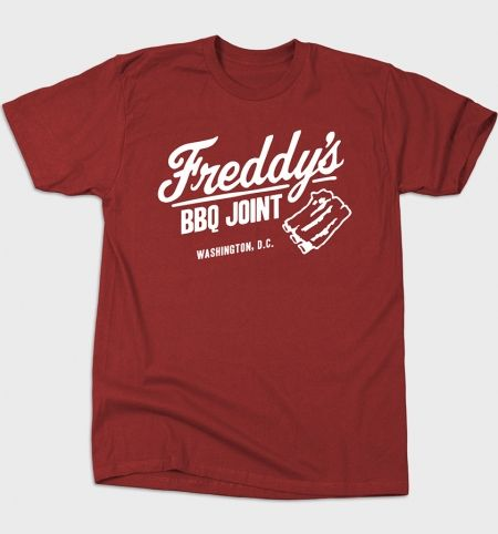 Freddy's BBQ Joint - BustedTees - Image 1