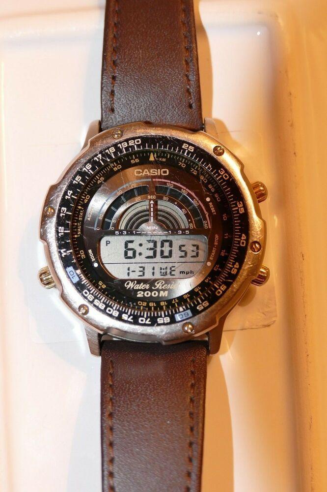Reloj Casio Frogman G Shock Titanium Dw 8200