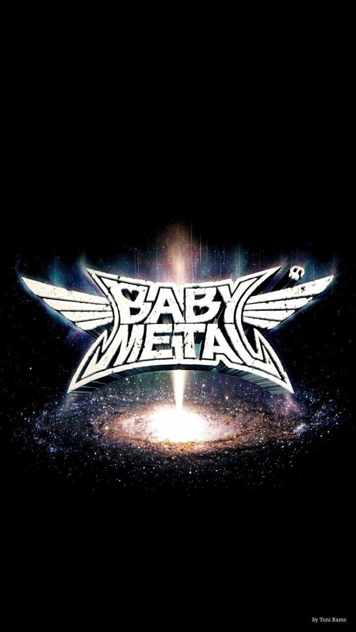 Babymetal 03 Metal Galaxy Wallpaper 2020 Babymetal 壁紙 壁紙 ロゴ